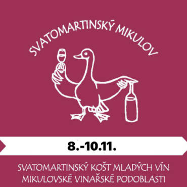 Svatomartinský Mikulov začíná 8-11.11.2019